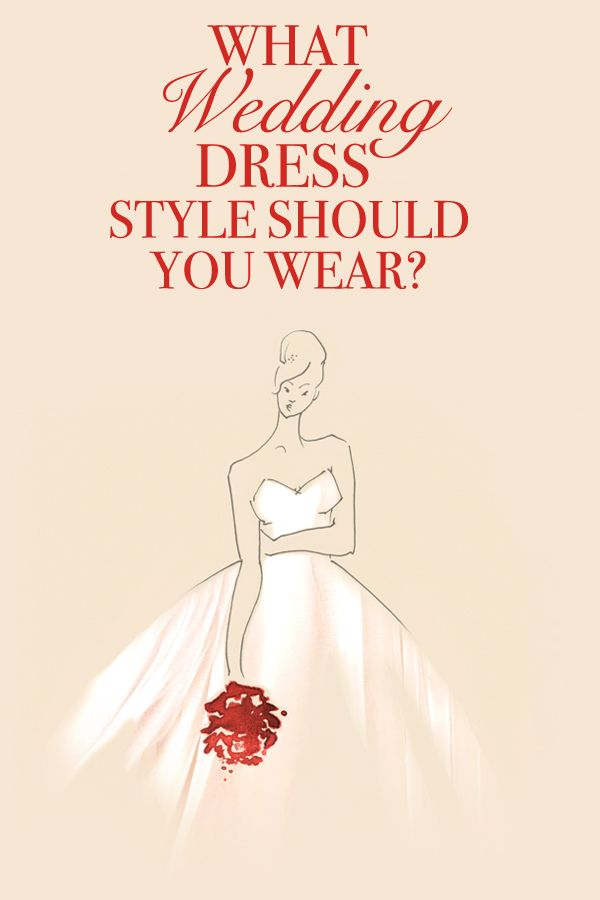 Best 25 wedding dress quiz ideas on pinterest mermaid weeding what dress style should you wear on your wedding day junglespirit