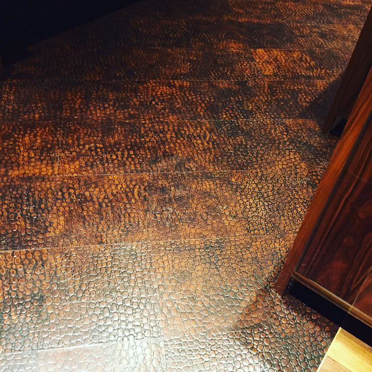 how to get rust marks off tile on walls