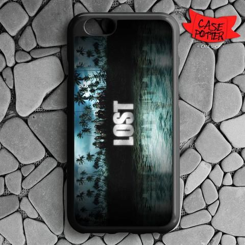 Lost Tv Series Game iPhone 6 iPhone 6S Black Case