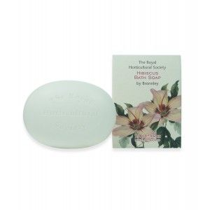 The Royal Horticultural Society - Hibiscus - Soap