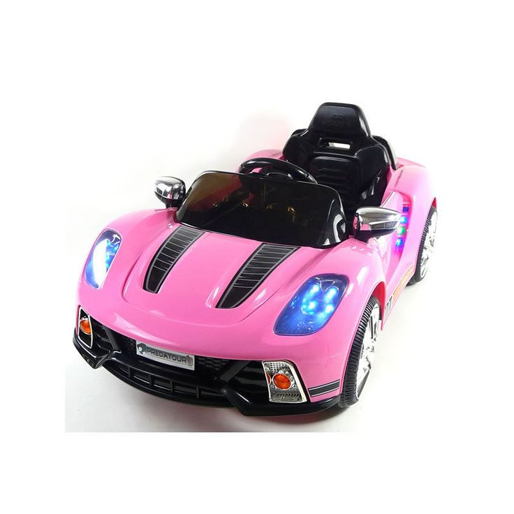 Best Pink Ride On Car Images On Pinterest Kids Ride On Power
