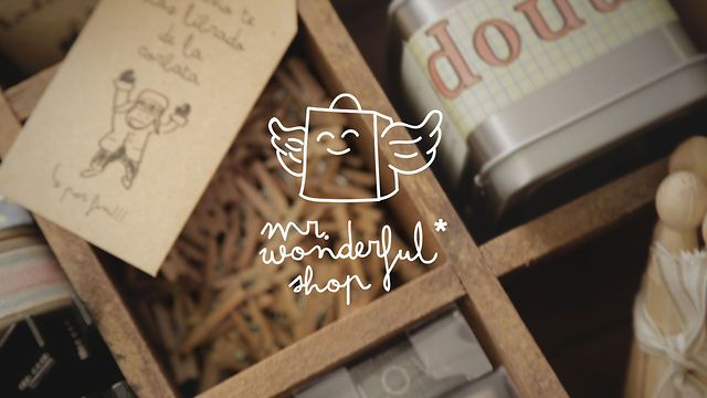 Mr. Wonderful: Graphic Design, En Tans, Molona Del, Estilo Original, Study, Wonder Es, Tans Solo, Mr Wonder Shops 930X523 Jpg, Design