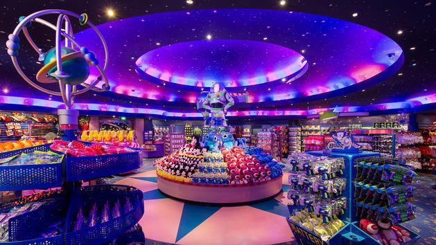 Constellations | Winkels Disneyland Paris | Disneyland Paris