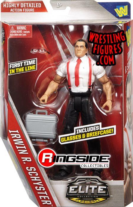 IRS - WWE Elite 40 WWE Toy Wrestling Action Figure