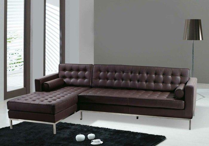Le Canape Design Italien En 80 Photos Pour Relooker Le Salon Canape Design Italien Canape Design Salon Chic