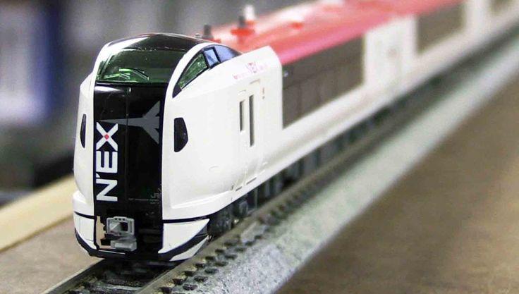 Speedometer Accutrack II KATO E295 N scale Narita Express Nゲージ鉄道模型E259系成...