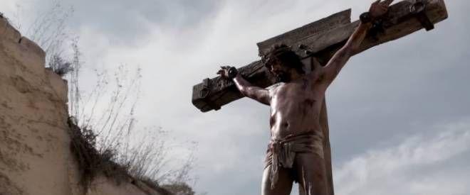 Risorto - Risen una storia realistica sul corpo di Gesù il racconto di un attore del film