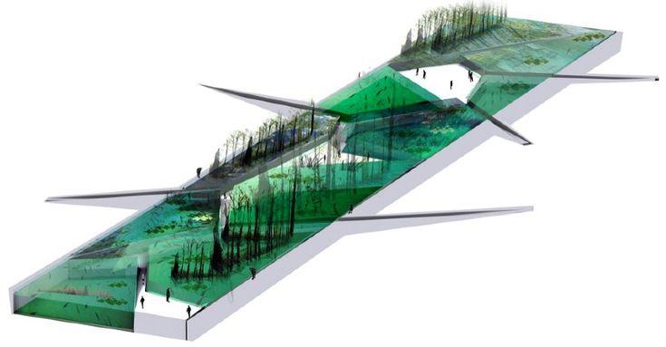 Quito 3km airport park lclaoffice luis callejas for Office design quito