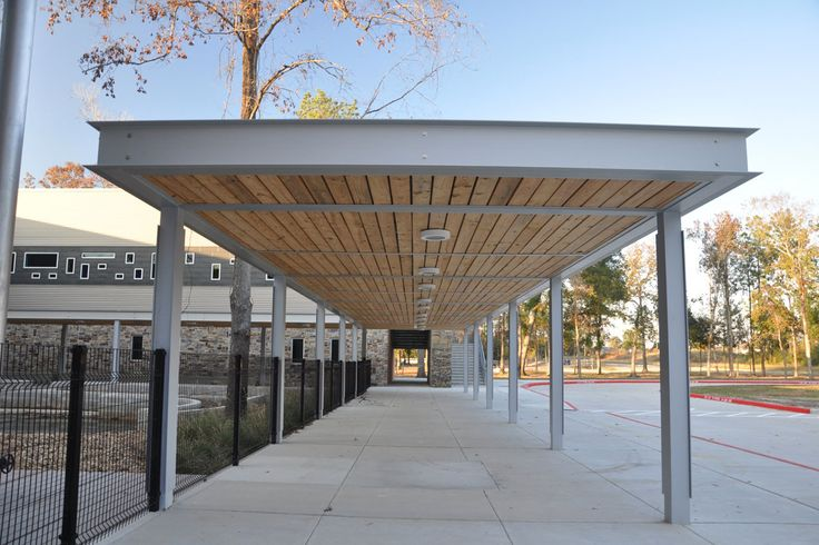Projects | Avadek Walkway Cover Systems and Canopies