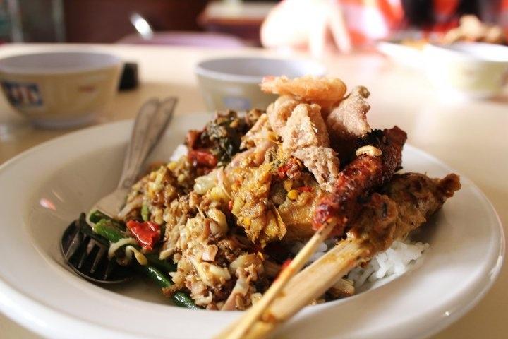 Nasi Satria - Jalan Kedondong Denpasar Bali
