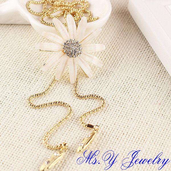 Рождество подарок ювелирные изделия мс. Y новое поступление свитер ожерелье подвеска длинное девушки женщин ожерелье XL1408YZ02