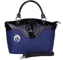 Módne dámske Kabelka ai taška LAKOVANY kože PU dámske kabelky lakovanej kože móda populárnej kabelka (Čína (pevninská časť))
