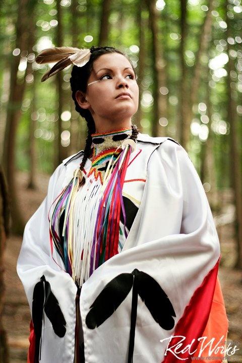 Fancy Shawl Dancer - Danielle Jones