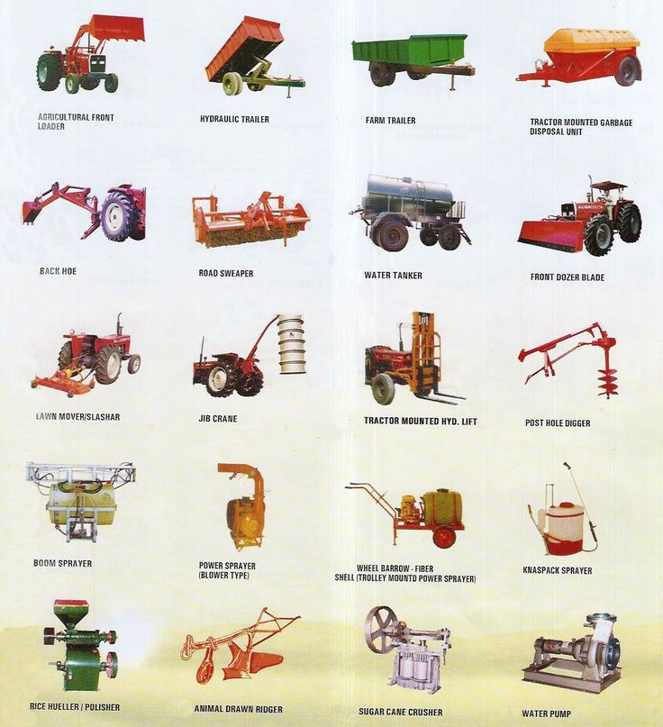 New Agriculture Tractor For Sale - Mico Equipment