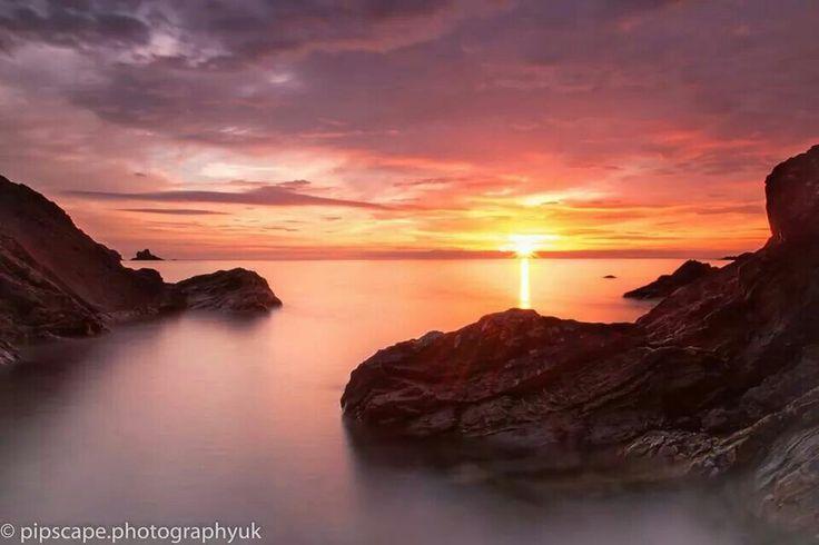 Coldingham Bay, Scotland