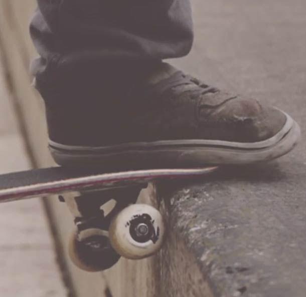 In-Between Matters – A beautiful skateboarding video