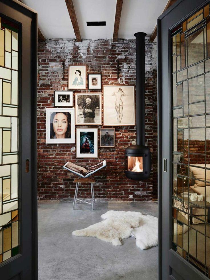 1930′sDutch Artist Home by ZW6 Interior & Architecture  gravityhomeblog.com - instagram - pinterest - bloglovin