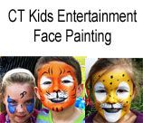CT Kids Entertainment can help create that little someone specials birthday that much more by using themed birthday decorations or providing the fantastic enter-tainment i.e. Face Painting; Clowns; Magicians etc