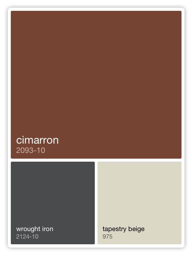 Color palate to go with cherry wood bedroom set.