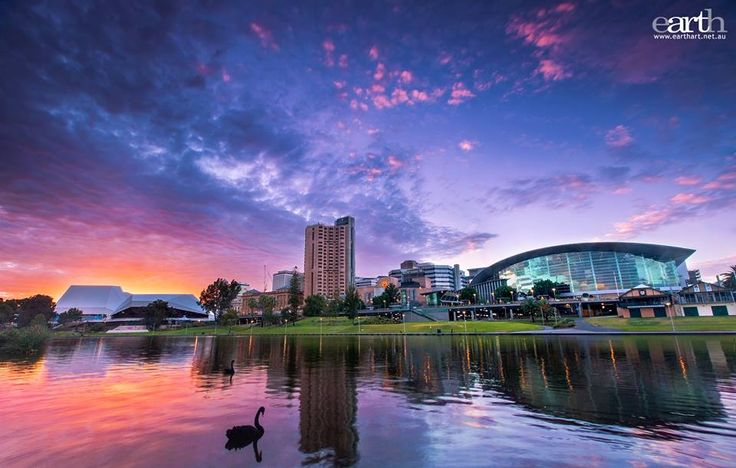 Adelaide, South Australia - named as one of Lonely Planet's top 10 cities to visit in 2014!