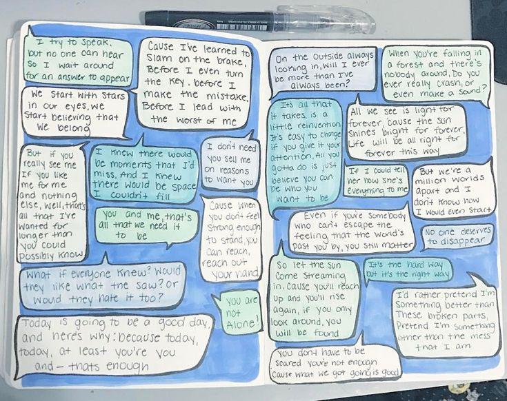 Dear Evan Hansen Quotes Wallpaper Image Result For Dear Evan Hansen Fanart Dear Evan