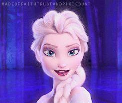 I got: Elsa! Which Modern Disney Princess Are You?