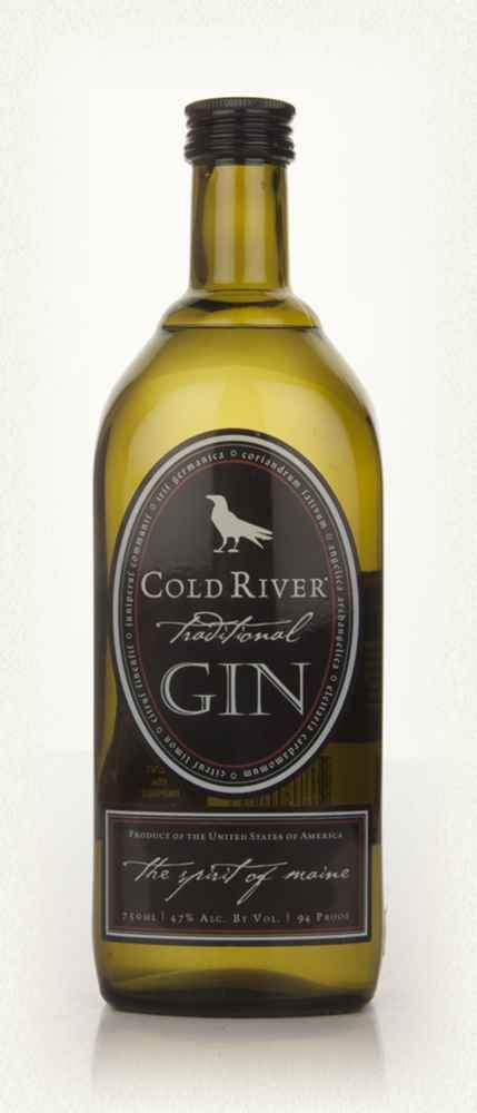 Cold River Gin - £39.00 a bottle - I've only tried one other gin that was potato based and absolutely loved it.