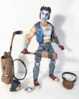Casey jones (Teenage Mutant Ninja Turtles) Custom Action Figure