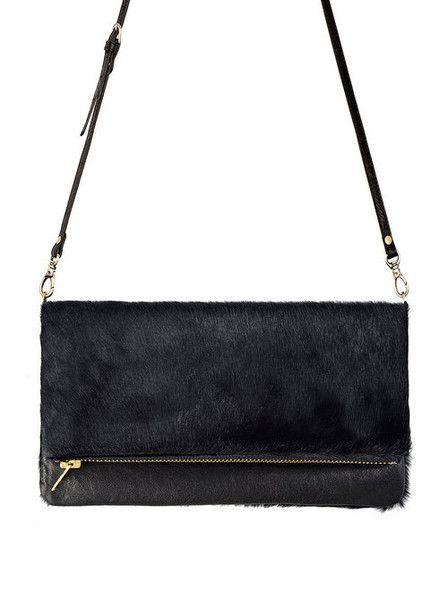 Status Anxiety - Gwyneth Bag - Black  $129.00