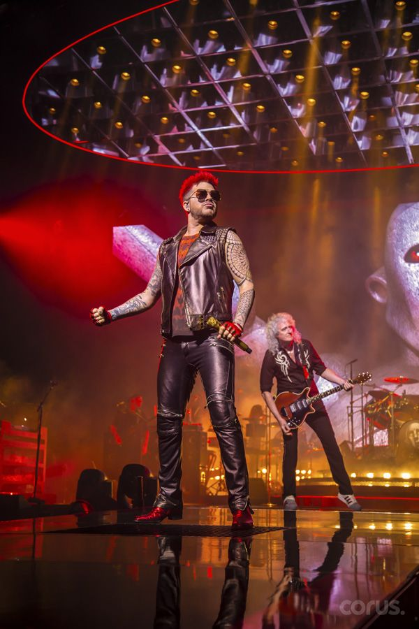 Queen & Adam Lambert @ Air Canada Centre | Q107 Toronto