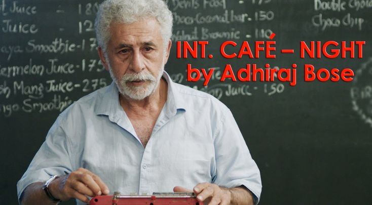 Naseeruddin Shah and Shernaz Patel raise the acting stakes in a quaint little cafe. It's a 13-minute short that depicts love, loss and reunion.