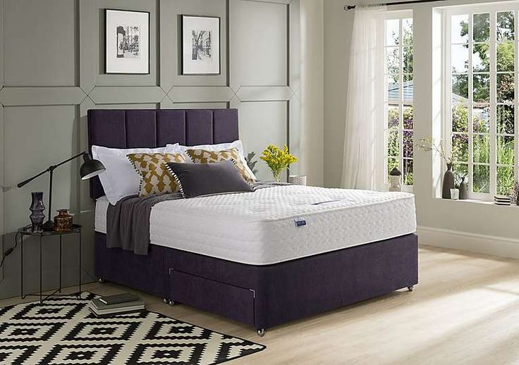 Geltex Supreme 1000 Divan Set, Sale £929