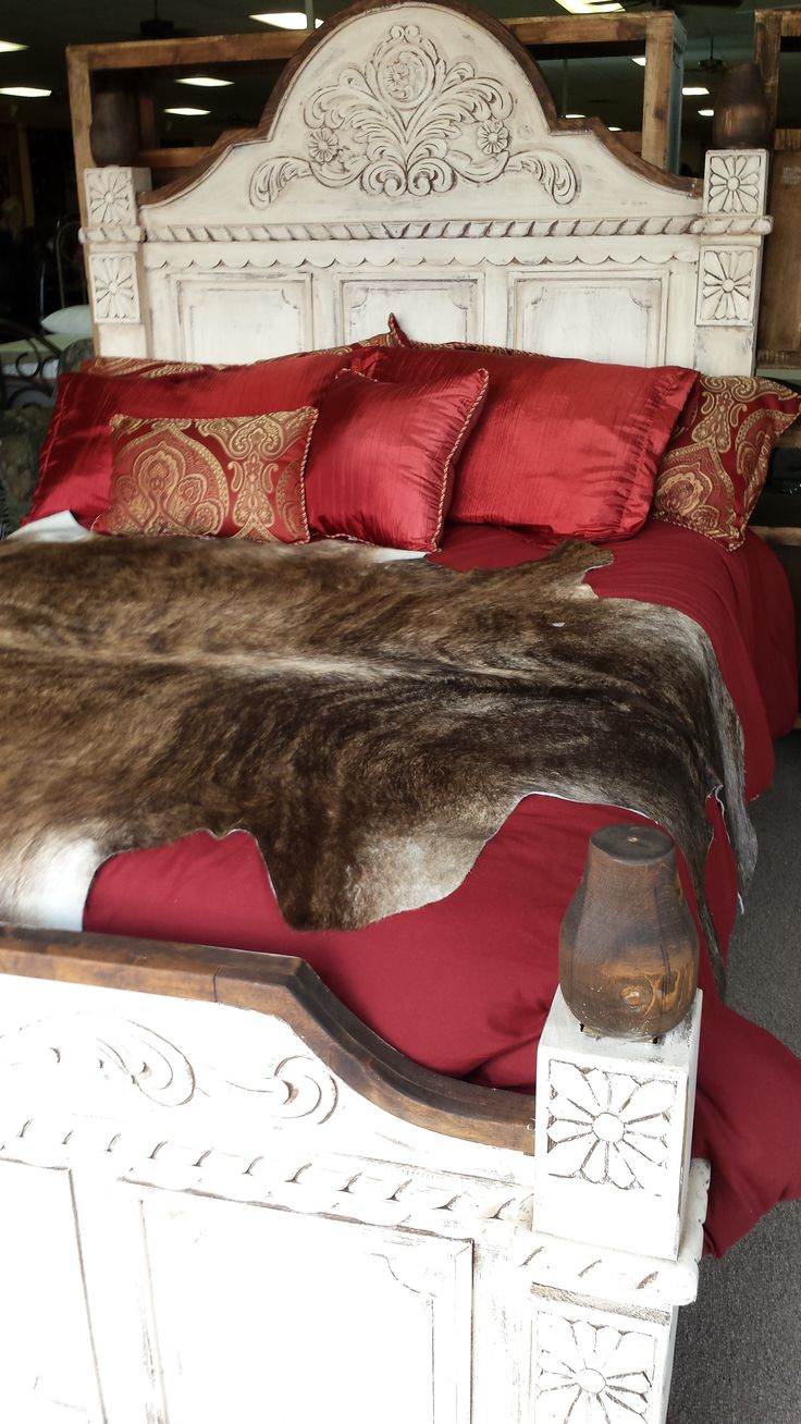 17 Best Images About Rustic Furniture On Pinterest Texas Style Homes Cowboys And Rustic Bed