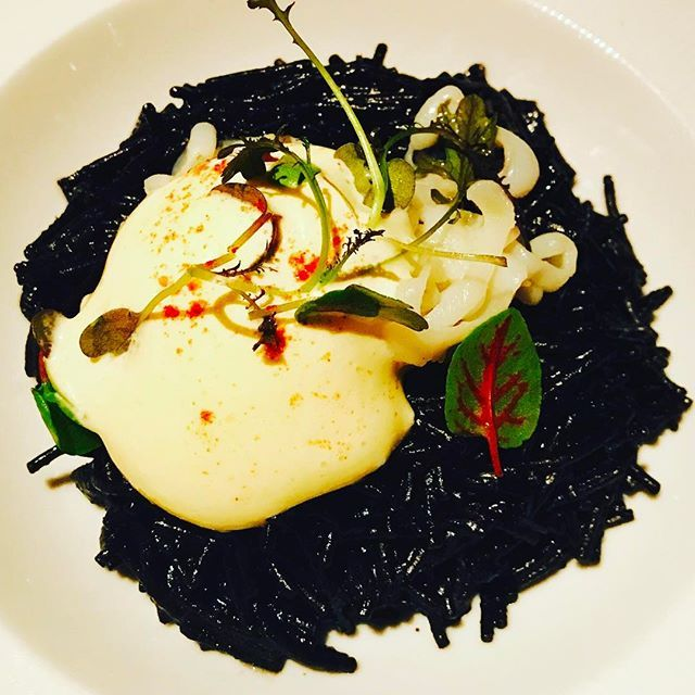 #best #blackinkpasta #ever #vermicelli #check #your #black #lips #after #eating #salinas #tapas #restaurant in #newyork #먹물파스타 #최고 #맛있어 #먹고나서 #거울 #체크 #필수 #montereylocals #salinaslocals- posted by JulieStyle In NY https://www.instagram.com/julzstyle - See more of Salinas, CA at http://salinaslocals.com
