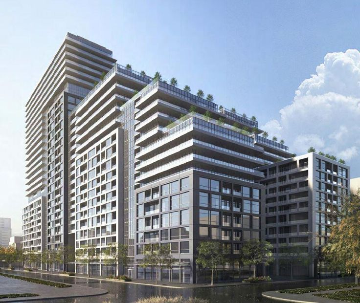 Time and Space, Pemberton Group's latest development, is a multi-phased community in a prime downtown Toronto location.