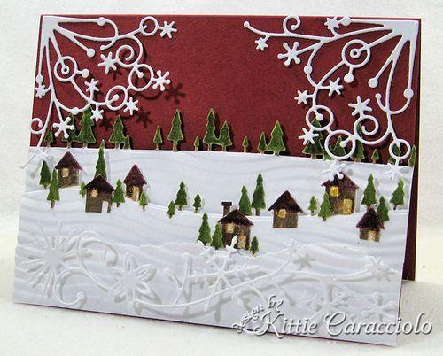 KC Poppy Stamps Pine Tree Border 1 right