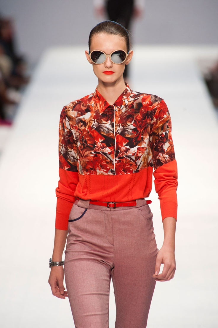 Show report: Paul Smith AW'12