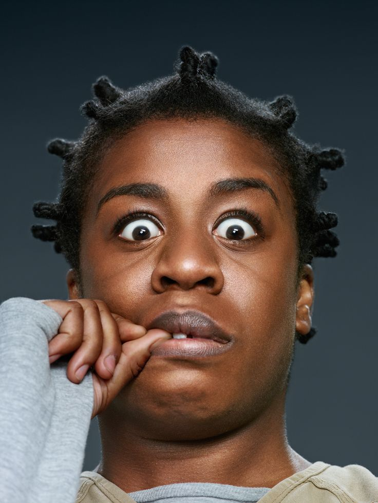 Uzo Aduba by Jill Greenberg. Crazy Eyes (Suzanne) is my FAVORITE on Orange is the New Black (Netflix)