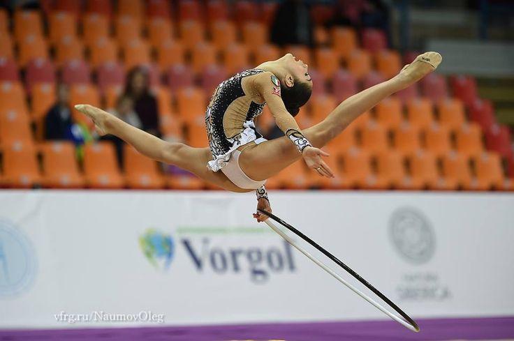 Alexandra Agiurgiuculese (Italy), Grand Prix (Moscow) 2016