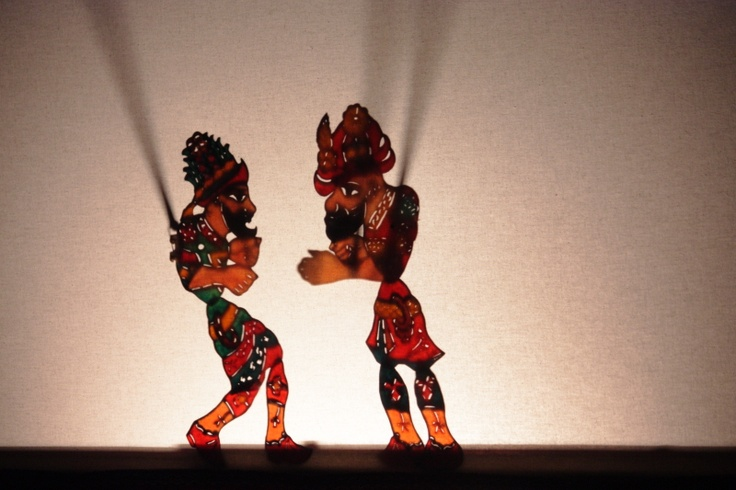 Karagoz and Hacivat, Bursa, Turkey