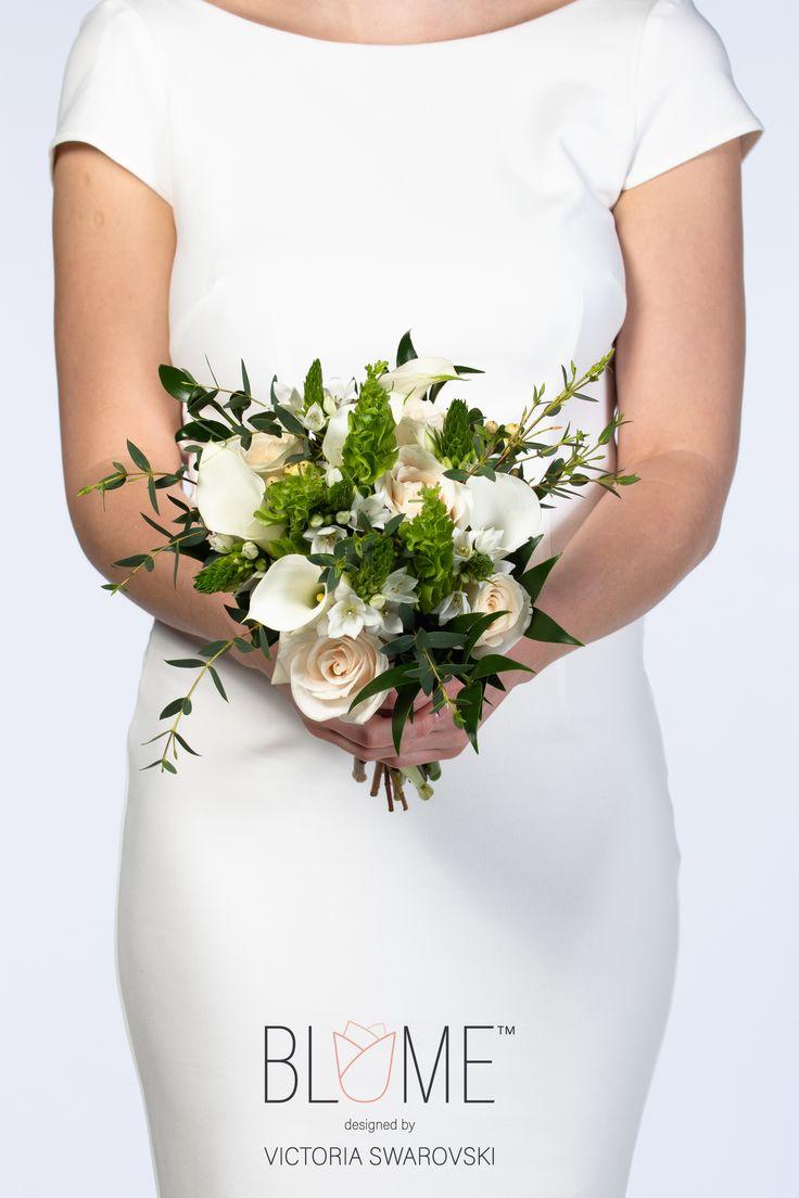 Irish linen bridal bouquet rose bridal bouquet irish