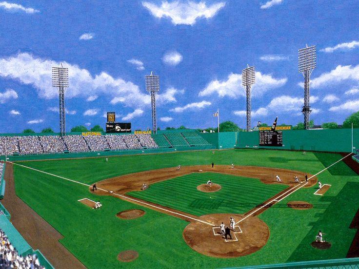 Griffith Stadium (Washington) Baseball stadium