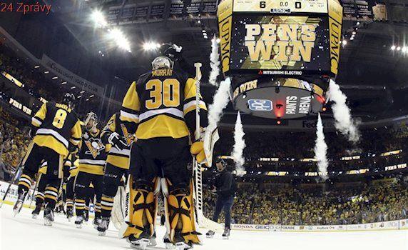 Obhajoba Stanley Cupu? Zakletí mohou zrušit hokejisté Pittsburghu