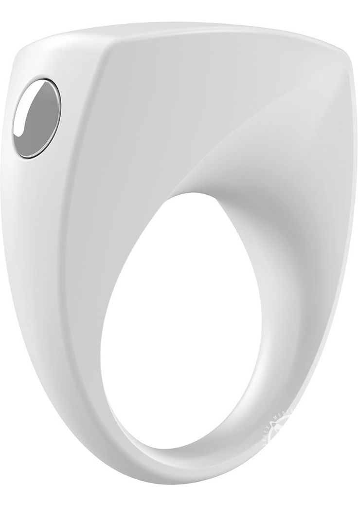 The German Designed B6 Pleasure Ring from ovo is rounded for comfortable use and features a dynamic and modern shape. The B6 is showerproof, whisper quiet and constructed of lead-free, phthalate-free, 100% body-safe silicone material. Additional features include: ultra-powerful vibration; single speed; replaceable batteries included. Uses LR41 cells. The B6 has been honored with a red dot design award - honorable mention 2013. See it in person at http://www.tabulingerieaustin.com/