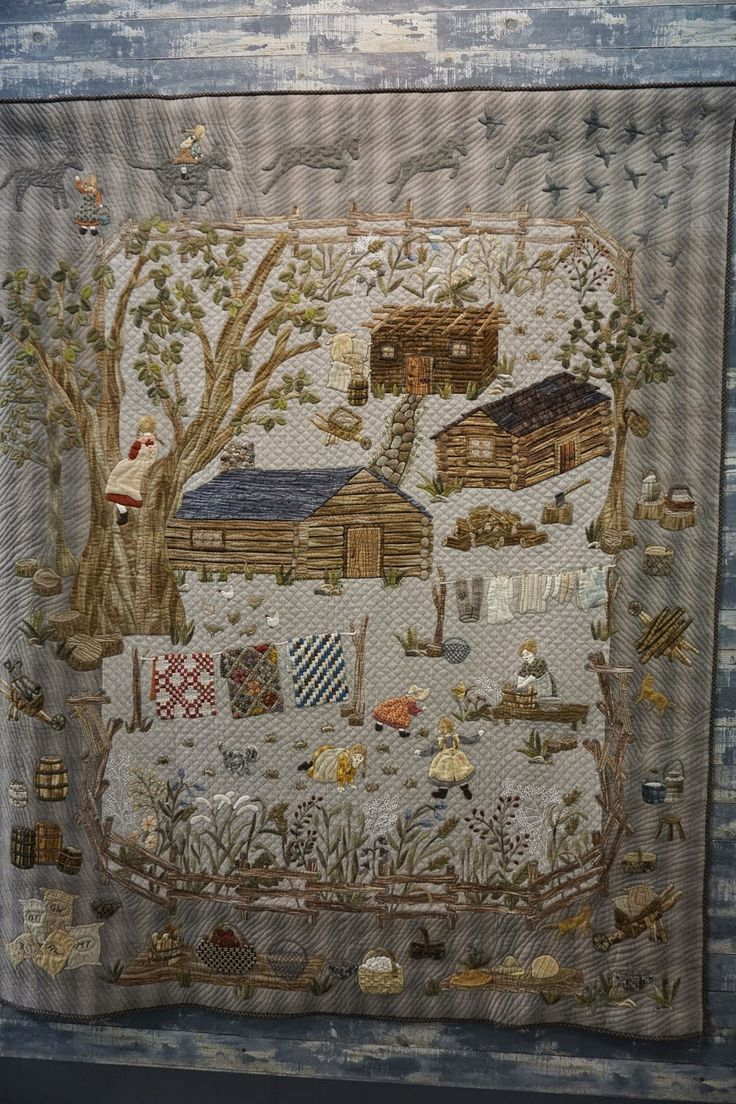 Koala's place - CrossStitch&Patchwork & Embroidery: Tokyo International Great Quilt Festival - Part 2