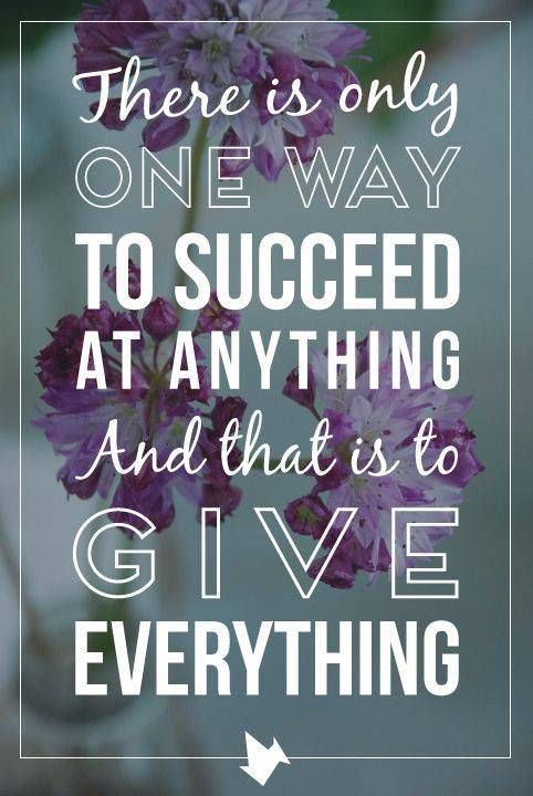 give...: