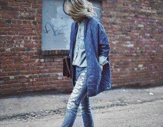 Jeanshemden sind echte Kombinationstalente