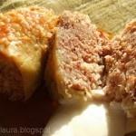 Ardei umpluti cu sos de rosii si usturoi   Retete culinare cu Laura Sava