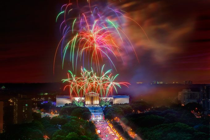 Your Essential Guide To July 4th In Philadelphia (Photo by G. Widman for Visit Philadelphia)