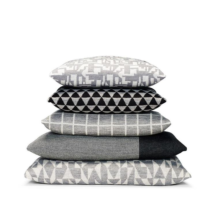 Cushions from Danish FUSS in beautiful combinations